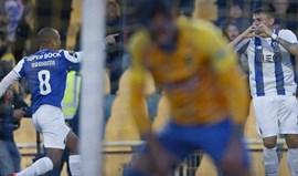 Atitude no jogo com FC Porto leva a abertura de inquérito a jogadores do Estoril