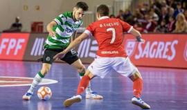 Benfica-Sporting, em direto