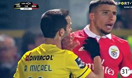 Os casos do P. Ferreira-Benfica