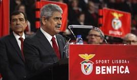 Luís Filipe Vieira: «Não precisamos de andar a espreitar para a fechadura dos outros»