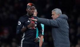 Raiola está a virar Pogba contra Mourinho: o que tem Jorge Mendes a ver com esta história?