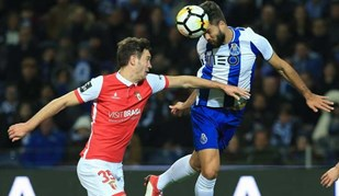 As melhores imagens do FC Porto-Sp. Braga