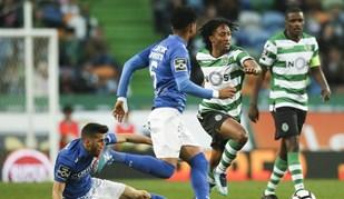 As melhores imagens do Sporting-Feirense