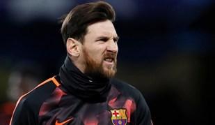 O Chelsea já foi mas ainda há 6 pedras no sapato de Messi e uma é portuguesa