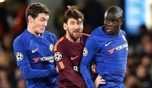 Messi, Willian e o autocarro do Chelsea... 'desfeito': deu para tudo nos memes