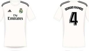 Será assim o equipamento de Ronaldo na próxima época?