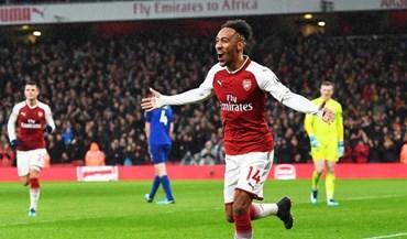 Mkhitaryan brilha, Ramsey arrasa e Aubameyang marca na goleada do Arsenal