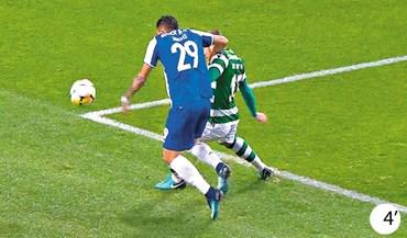 Os casos do FC Porto-Sporting