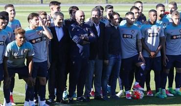 Seleção portuguesa de sub-20 volta a disputar Torneio de Toulon