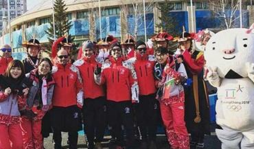 PyeongCheng'2018: Portugueses prontos para o arranque