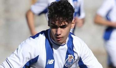 FC Porto goleia Aveleda (8-1)