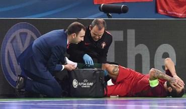 Ricardinho como Ronaldo:  Lesão tirou Mágico da final do Europeu e deu sorte