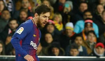 Barcelona cede empate caseiro frente ao Getafe