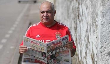 Norberto Rego já perdeu a conta