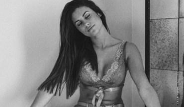 Carolina Loureiro em lingerie: é preciso dizer mais alguma coisa?