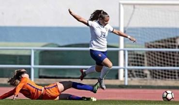 Portugal vence Holanda nos penáltis no Torneio da UEFA feminino de sub-16
