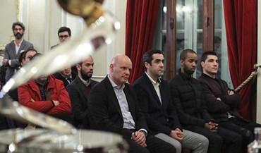 Câmara Municipal de Braga homenageia campeões europeus
