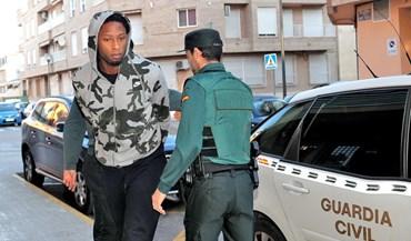 Rúben Semedo fica em prisão preventiva