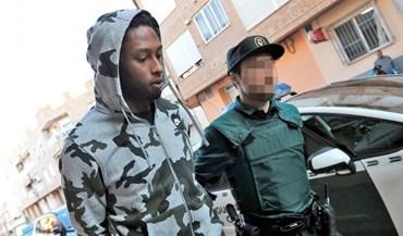 As imagens das buscas em casa de Rúben Semedo e da chegada a tribunal