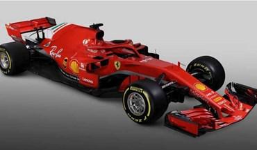 Ferrari apresenta monolugar para o Mundial deste ano