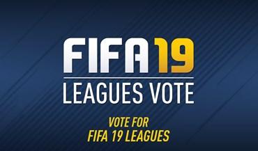 FIFA 19: Que ligas querem incluir no jogo?