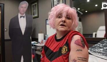 Mulher tem 35 tatuagens de José Mourinho