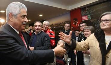 Luís Filipe Vieira inaugura novas instalações da Casa do Benfica de Braga