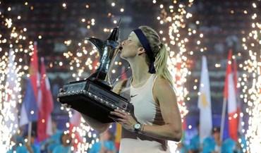 Svitolina conquista torneio do Dubai