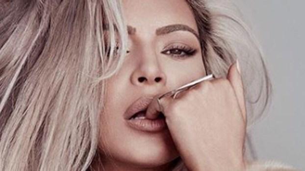 Agora sim: Kim Kardashian surpreendeu mesmo