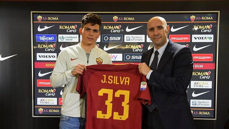 Primeiro dia de Jonathan Silva na Roma foi agitado