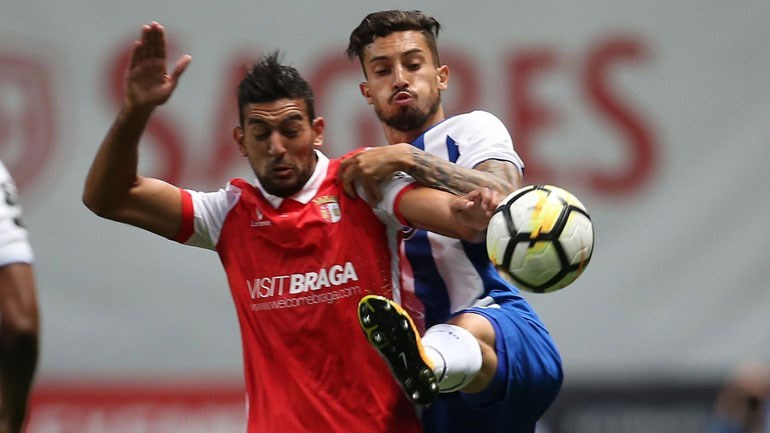 SC Braga: Acompanhe ao minuto o FC Porto