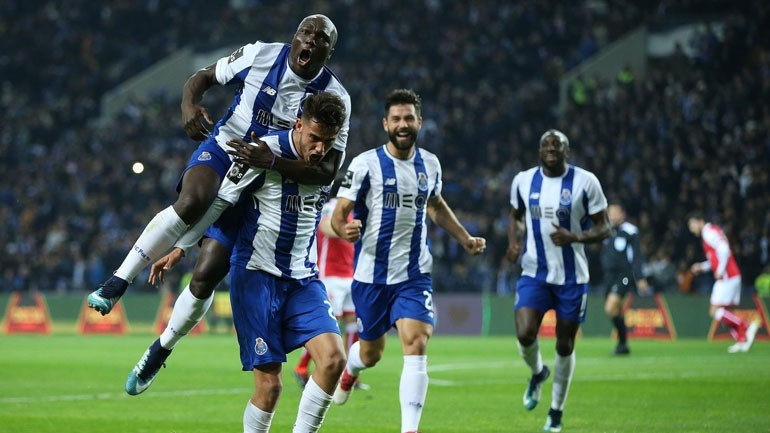 Resultado Final: FC Porto-Sporting, 1-0