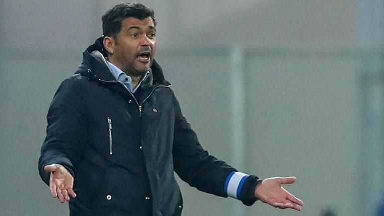 FC Porto. Marcano, André André e Danilo ainda fisicamente limitados