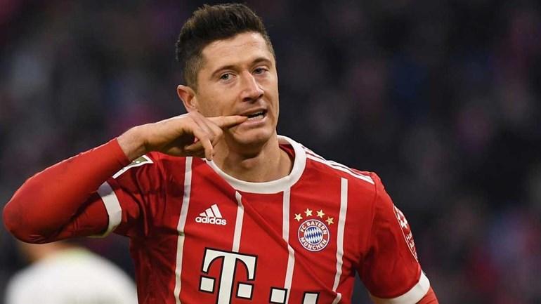 Empresário oferece Lewandowski ao Real Madrid, diz jornal
