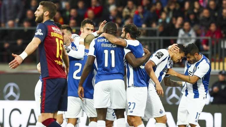 As melhores imagens do Chaves-FC Porto