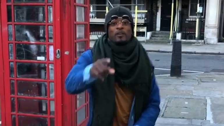 Evra volta a fazer das suas: assim foi (mais ou menos!) o momento de receber a chamada do West Ham
