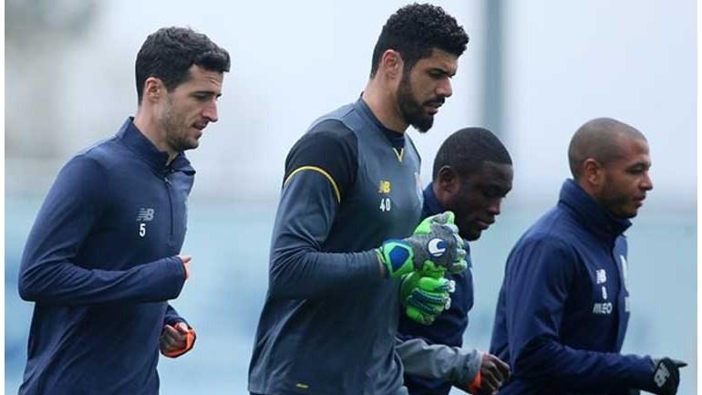 FC Porto: regresso ao trabalho sem Ricardo