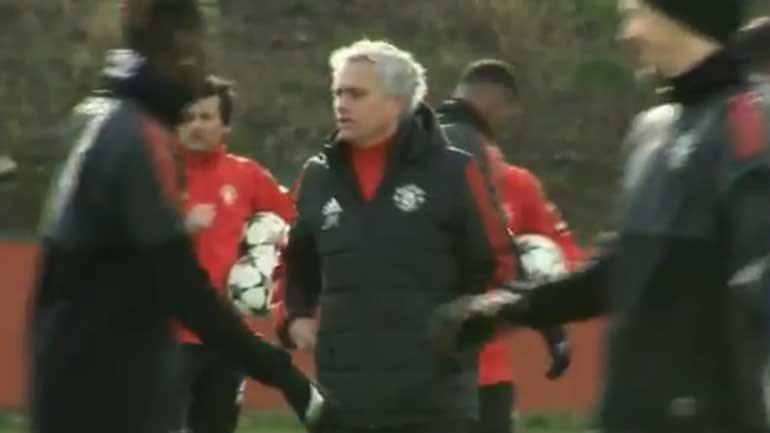 Mourinho com 'reforços' para a Champions