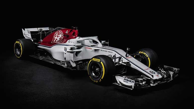 Alfa Romeo Sauber apresenta C37