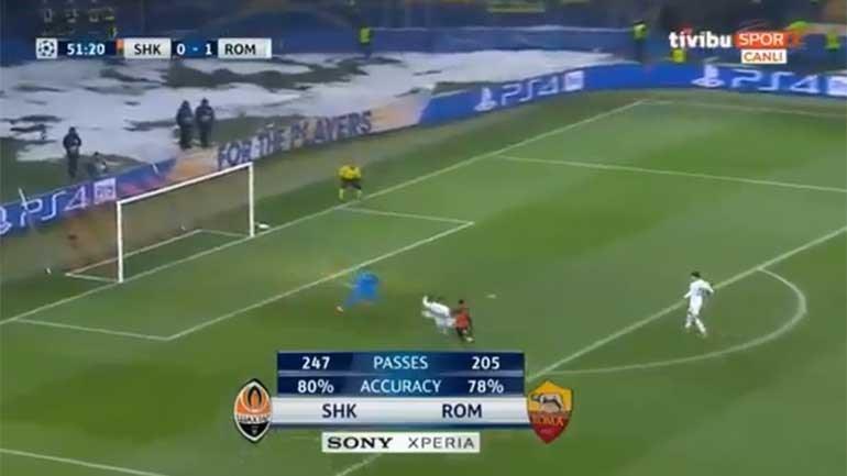 O golo que recolocou Paulo Fonseca na luta