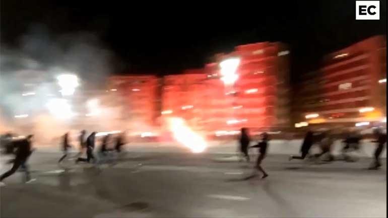 Confrontos mancharam duelo entre Ath. Bilbao e Spartak Moscovo