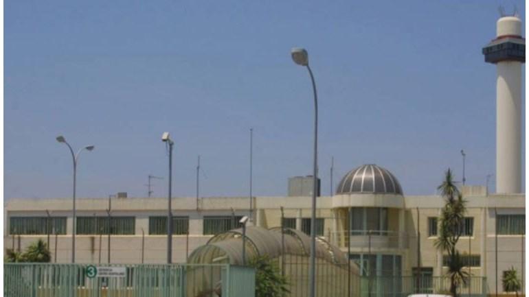 [Fotogaleria] É nesta prisão que Rúben Semedo está detido