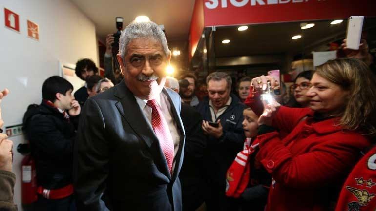 Casa do Benfica que Vieira inaugura sofre danos