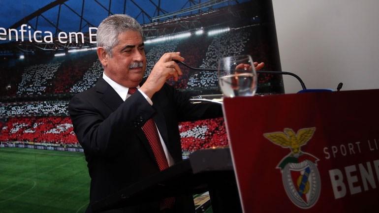 Luís Filipe Vieira com agenda cheia entre sexta e domingo