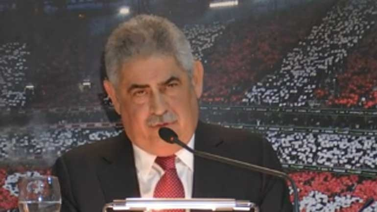 Luís Filipe Vieira: «Era bom que a PJ passasse em casa de outros dirigentes»
