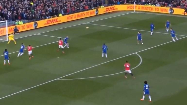 Bonito e sem 'espinhas': foi assim que Lingard deu o triunfo ao United