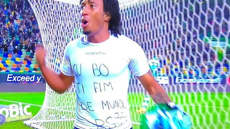 Golo de Gelson Martins salva Sporting nos descontos