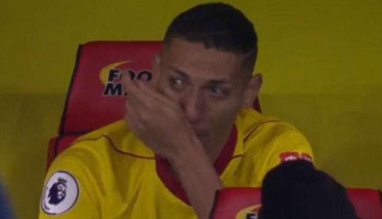 Treinador do Watford fez Richarlison chorar