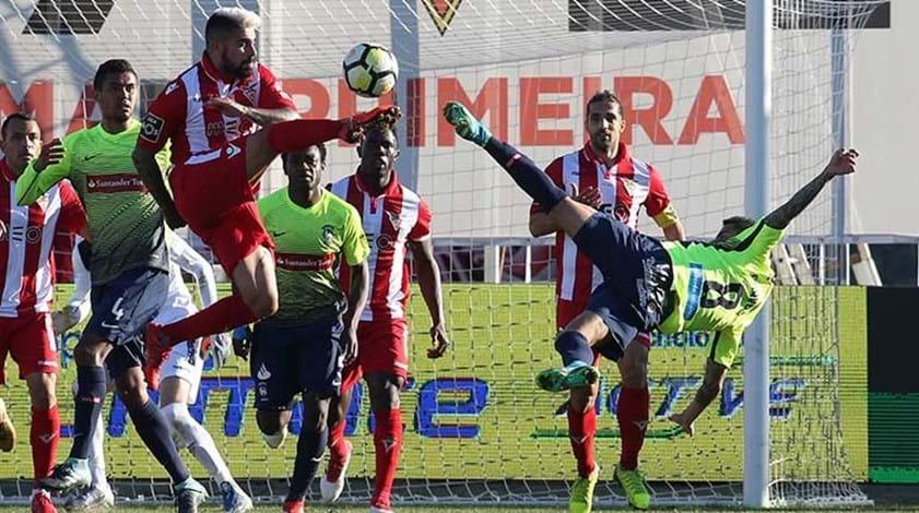 Aves-Marítimo, 0-0