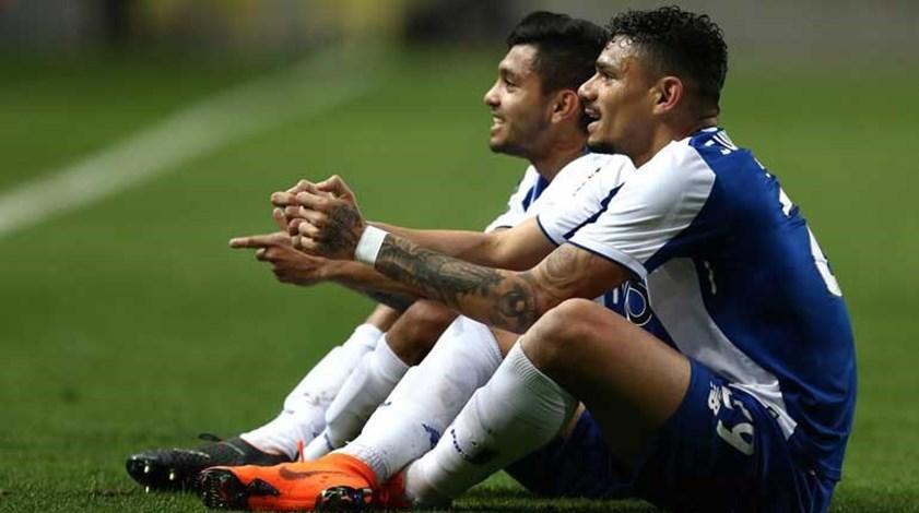 FC Porto-Rio Ave, 5-0
